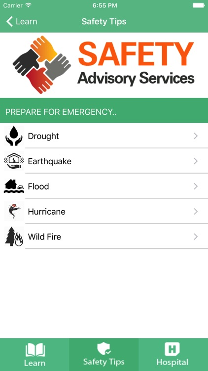 First Aid in Hand screenshot-3