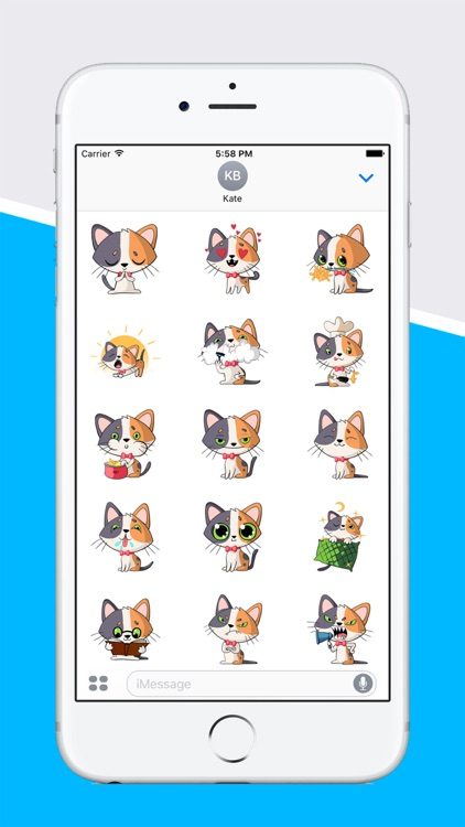 Egor The Cat Stickers Pack 2 screenshot-4