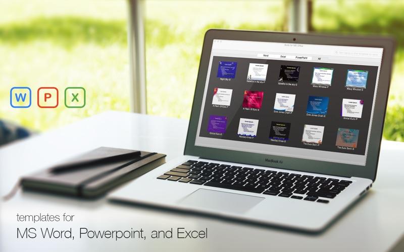 OfficeDocs - Templates for Microsoft Office Screenshot