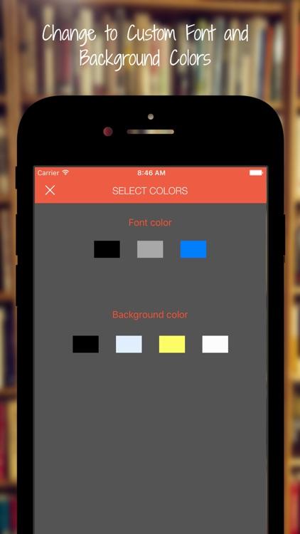 PDF eBook Text to Speech Aloud screenshot-4