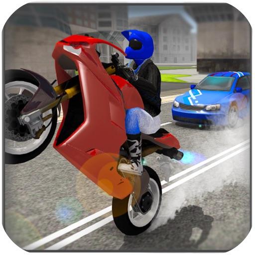 Gangster Bike Combat