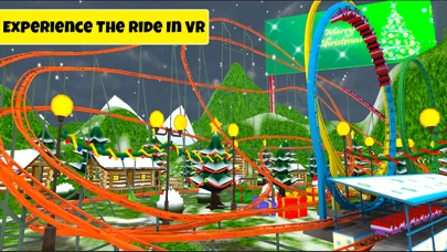 VR Roller Coaster: Real Ride Experience screenshot three