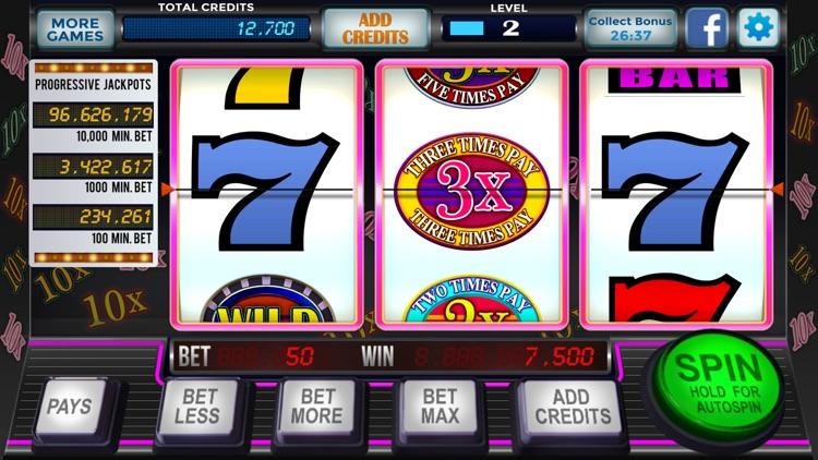 777 Hot Slots Casino screenshot-3