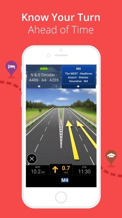 CoPilot Europe - Offline Sat-Nav, Traffic and Maps screenshot-3