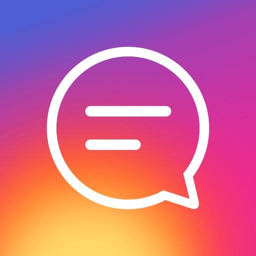 Magic Captions to Get Followers & Likes app logo