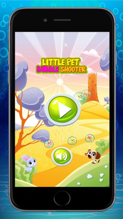 Little Pet Bubble Shooter