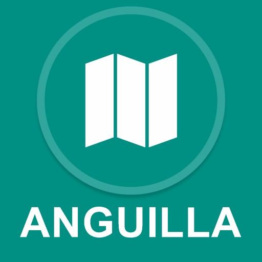 Anguilla : Offline GPS Navigation