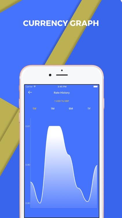 Currency Converter Handy - Live world money calc screenshot-4