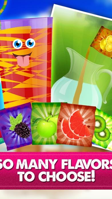 Icy Drink Salon - Frozen Juice Treat Maker Madness screenshot three