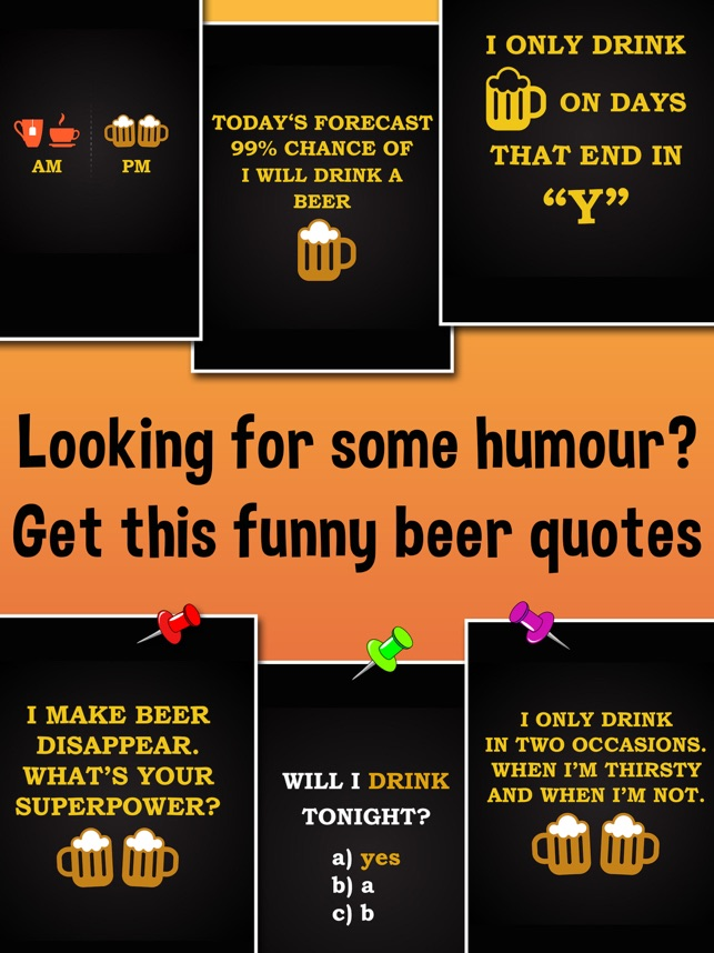Funny Beer Quotes Wallpapers Daily Quotes On The App Store