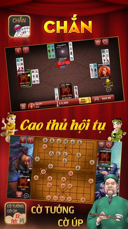 Sanh Rong - Game danh bai screenshot-4