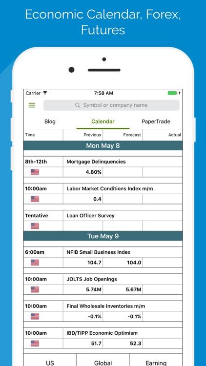 Stock Technical and Fundamental Screener- Pro screenshot-4