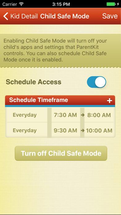 ParentKit - Parental Controls for iOSのおすすめ画像4