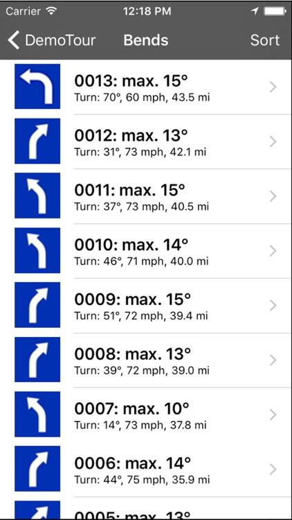 BikeTrip screenshot-4