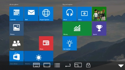 Remote Desktop - RDP Lite screenshot one