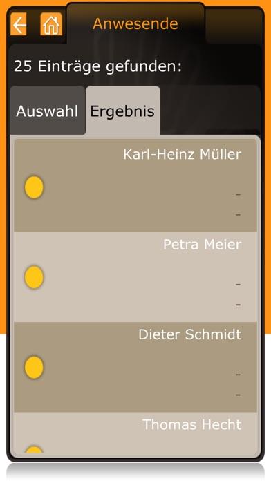 ATOSS Time Control Mobile WFMScreenshot von 3
