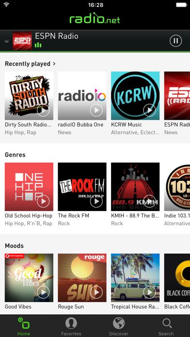 radio.net Скриншоты4