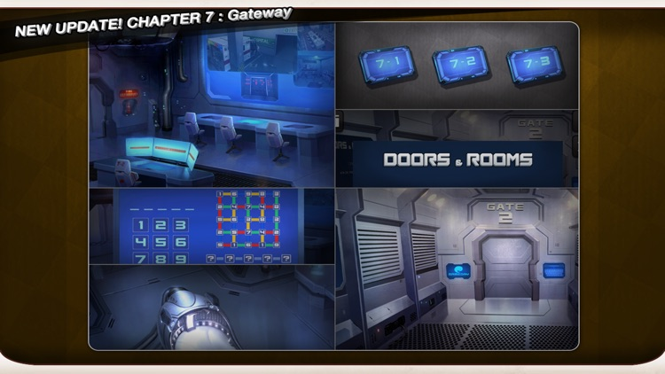 Escape game : Doors&Rooms screenshot-4
