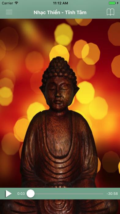 Nhạc Thiền - Tĩnh Tâm - An Nhiên Tự Tại screenshot one