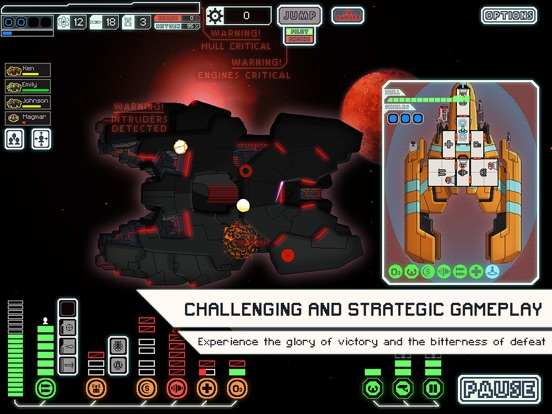 Игра FTL: Faster Than Light