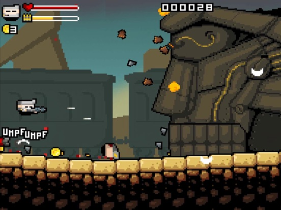Gunslugs 2 Screenshots