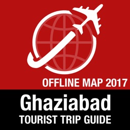Ghaziabad Tourist Guide + Offline Map