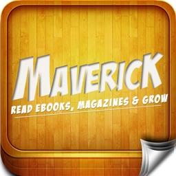 Maverick - Read eBooks, Magazines and Grow