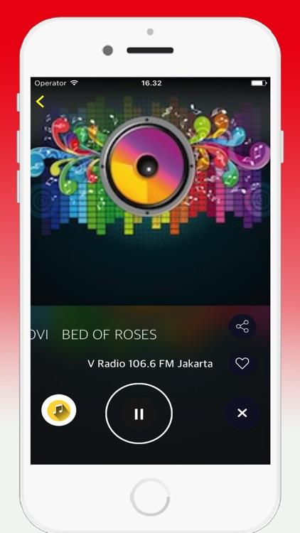 Radio Indonesia FM - Live Radio Stations Online screenshot-4