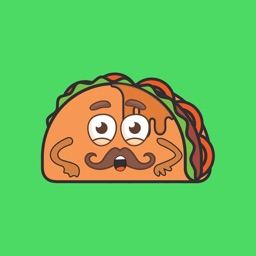 Taco Bout Tacos | Taco Emoji Stickers for iMessage