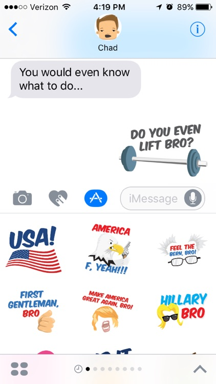 Bromoji - Bro Sports Jokes Funny Lines. screenshot-3