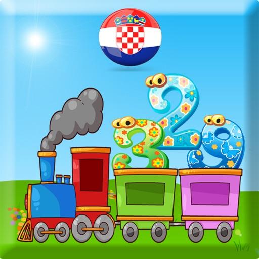 Naučiti brojati - na Hrvatskom jeziku
