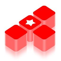 1010 Block Lineup Puzzle for 10 10 Tetris cube!