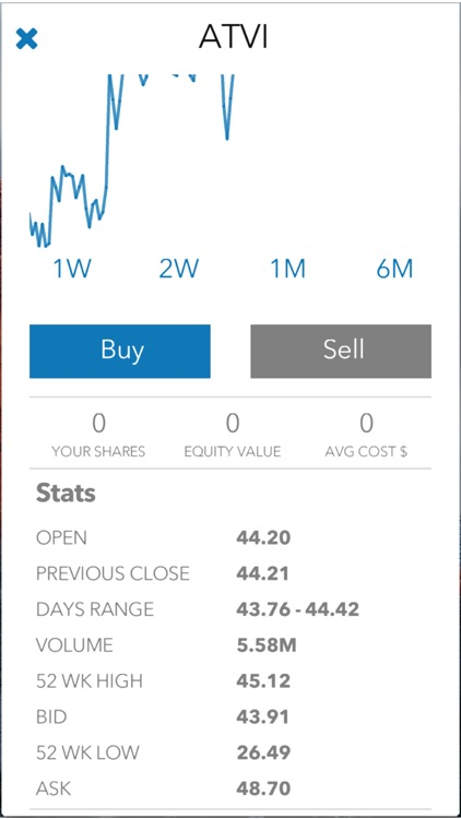 Smart Stocks 2.0 screenshot-1