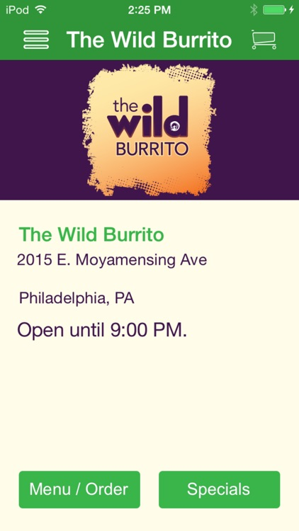 The Wild Burrito screenshot-0