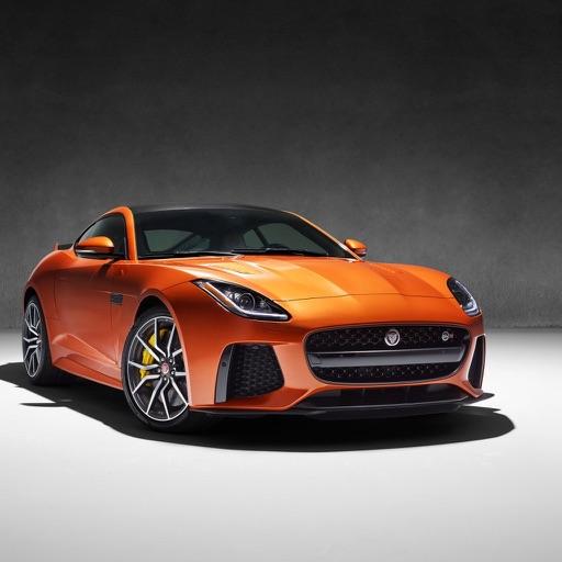 HD Car Wallpapers - Jaguar F-Type Edition