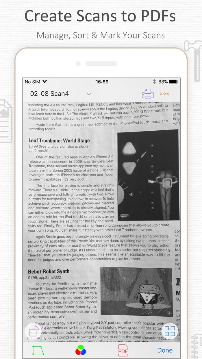 PDF Reader-Document Expert Screenshot