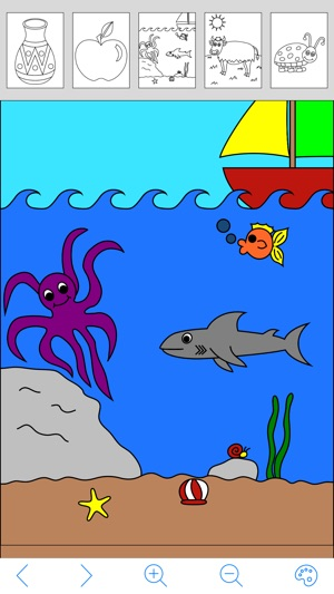 My Coloring Book Free On The App Store