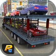 怪物運輸汽車運輸車歐洲卡車- 越野超级城市貨物卡车司机模拟器