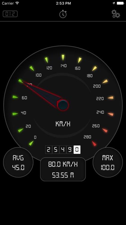 Digital Speedometer PRO - GPS Speed Tracker