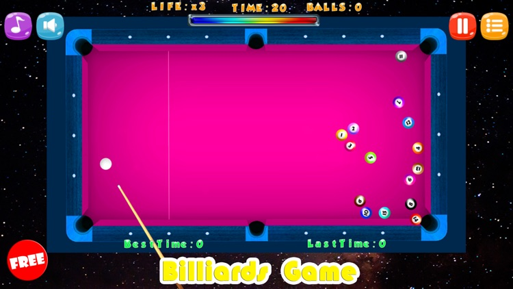 Billiards And Snooker Pro screenshot-4