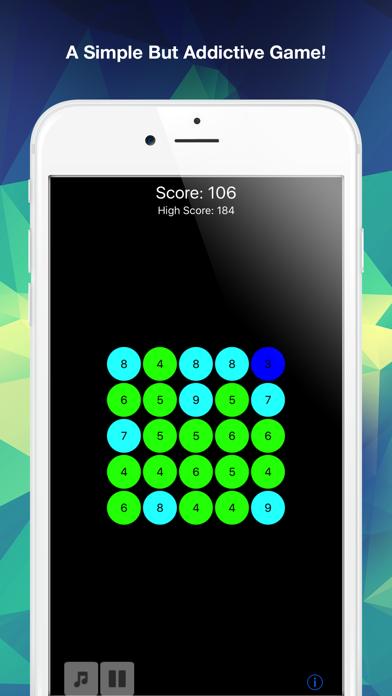 Dotting Challenge screenshot one