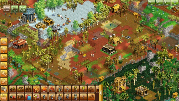 Wildlife Park: Wild Creatures screenshot-1