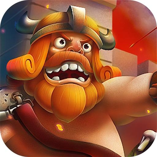 Kingdom Defender Battle - Defense Games iOS App
