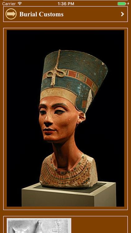 Egypt Mythology screenshot-4