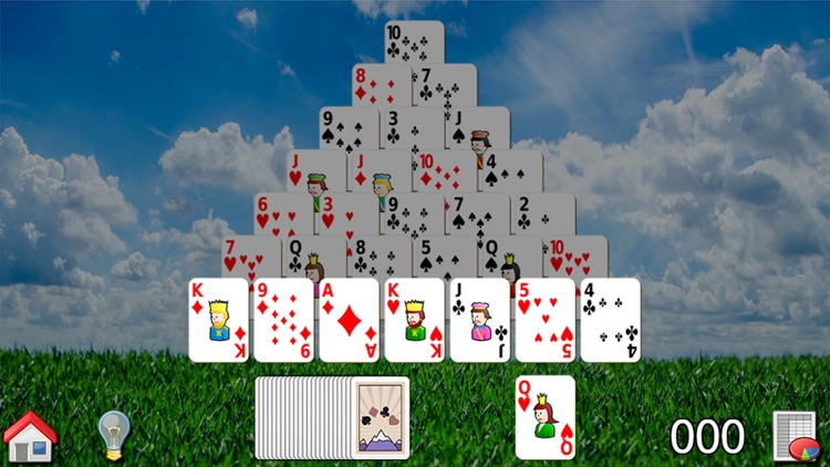 All-Peaks Solitaire screenshot-3