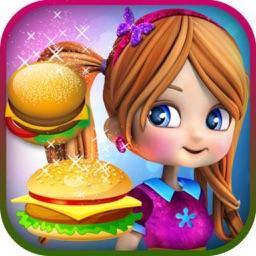 Cooking Chef - Restaurant Dash Burger Fever Story