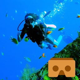 VR Diving Pro - Scuba Dive with Google Cardboard