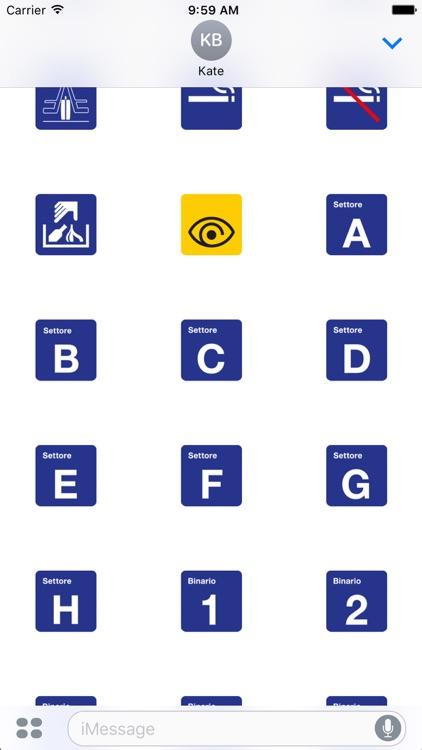 FFS pittogrammi