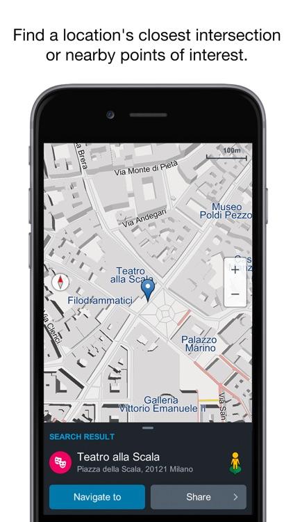 Genius Maps: GPS Navigation screenshot-4