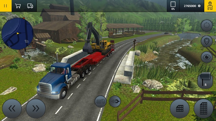 Construction Simulator PRO 2017 screenshot-3